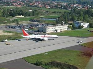 Debrecen airport